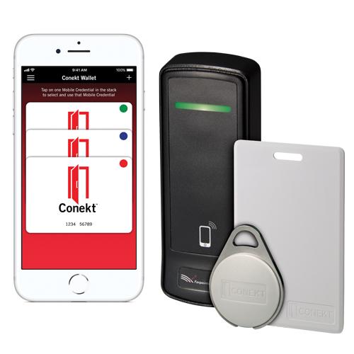 Conekt Mobile/Contactless Smartcard Readers & Mobile Credentials