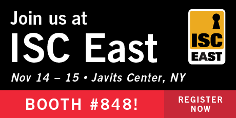 Visit Farpointe Data at ISC East