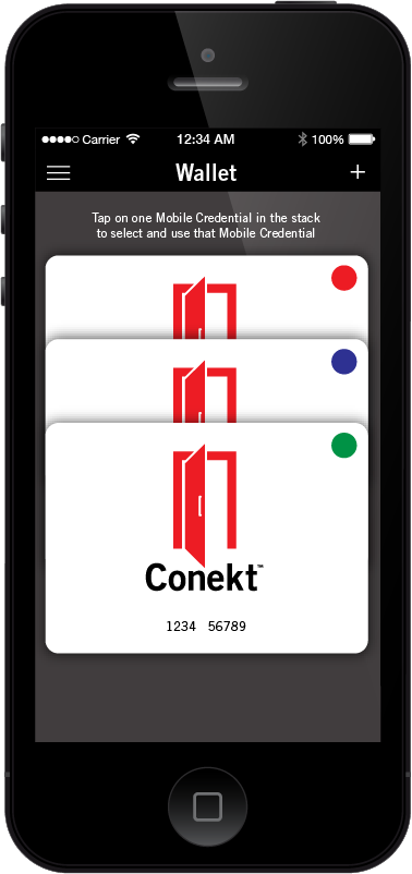 Conekt Wallet App
