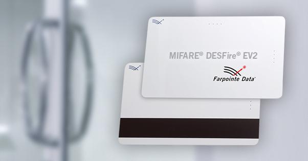 MIFARE DESFire EV2 Cards
