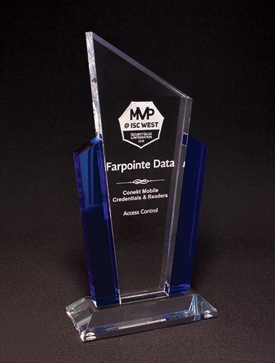 Farpointe's 2018 MVP Award