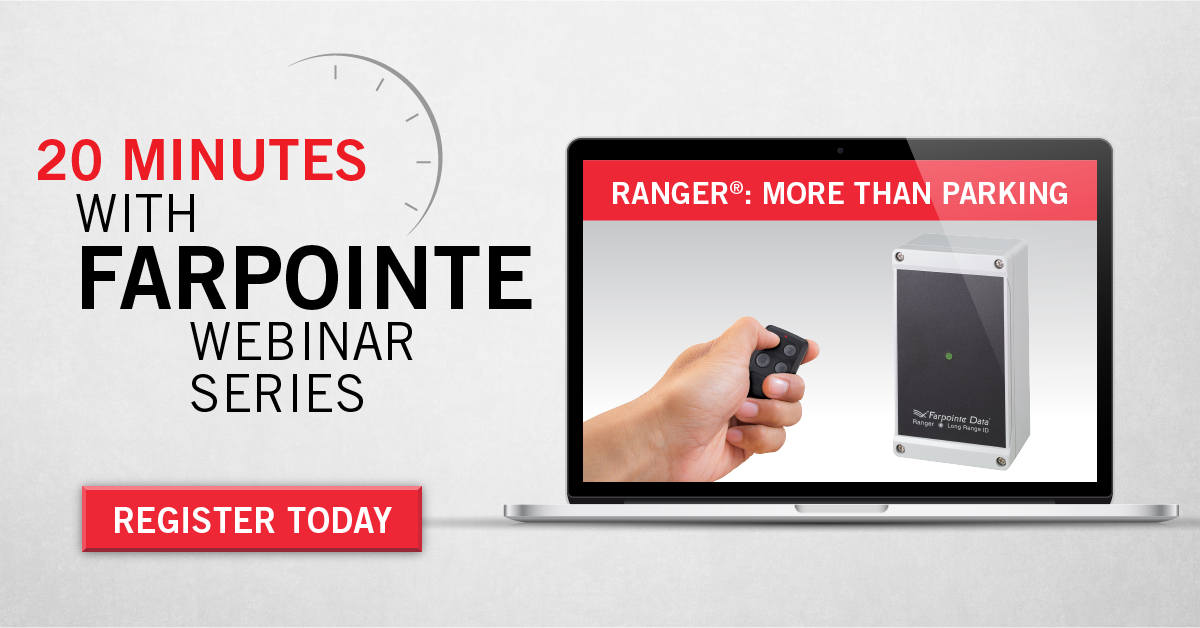 Ranger: More Than Parking webinar